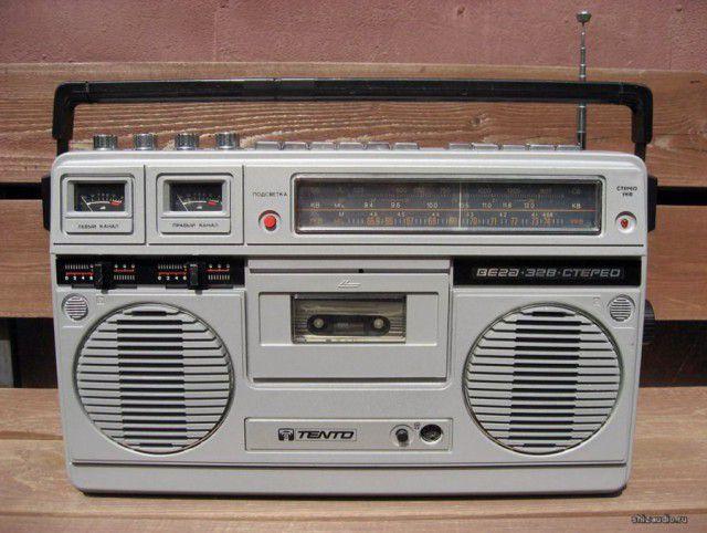 """Старые магнитофоны фирмы """"Вега"""", интересные фотографии, модели Вега (7)"""