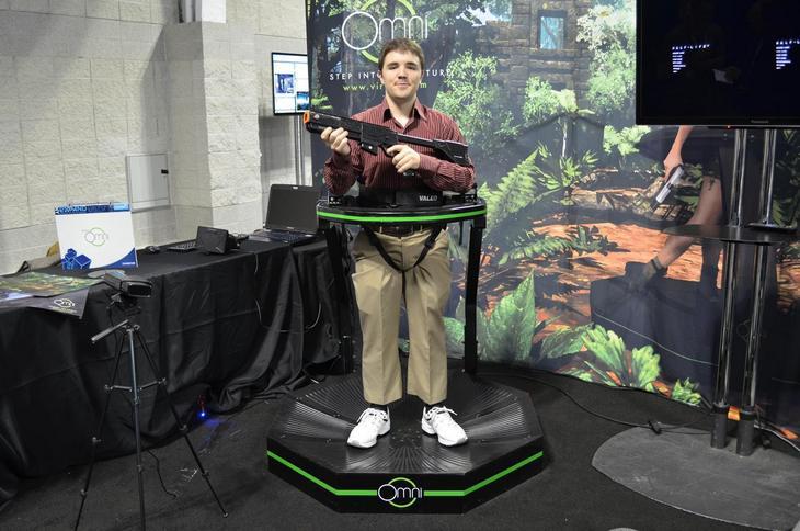 Как работает комплект виртуальной реальности Omni (7)