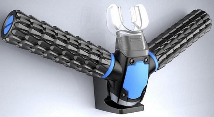 Революционная дайверская маска, которая создаёт кислород прямо под водой (2)