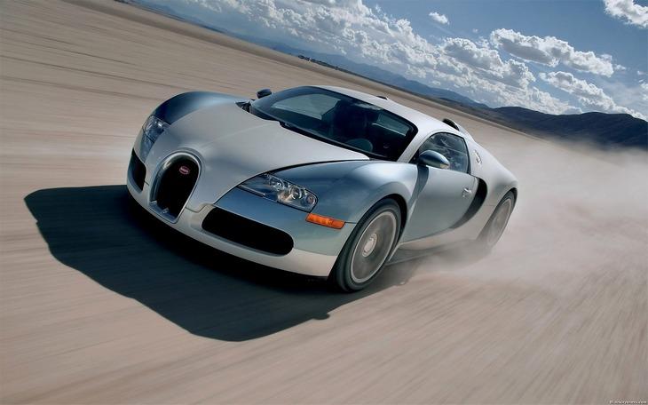 Интересные факты о Bugatti Veyron