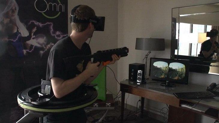 Как работает комплект виртуальной реальности Omni (8)