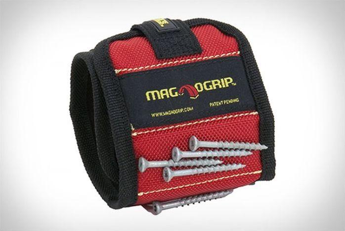 Магнитный браслет — простое и полезное приспособление (4)