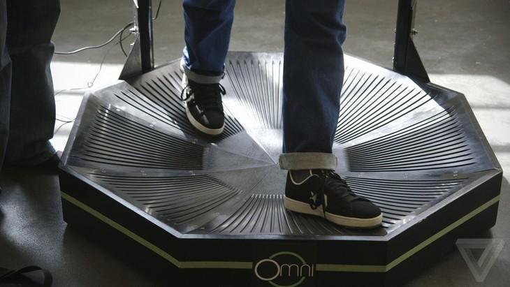 Как работает комплект виртуальной реальности Omni (5)