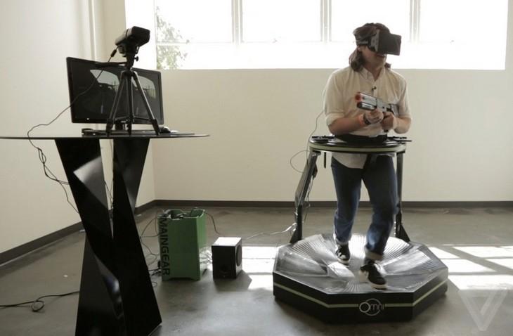 Как работает комплект виртуальной реальности Omni (1)