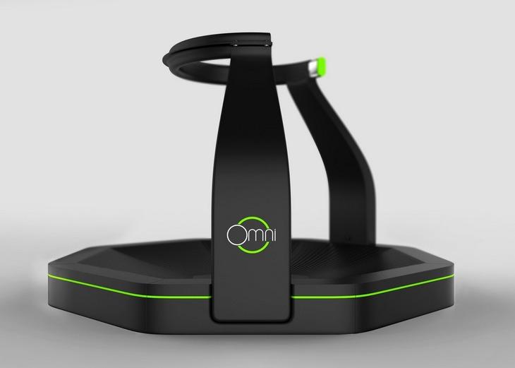 Как работает комплект виртуальной реальности Omni (4)