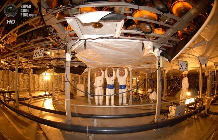 Нейтринный детектор Super-Kamiokande (7)