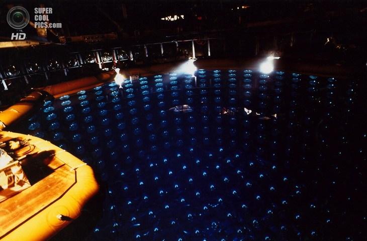 Нейтринный детектор Super-Kamiokande (9)