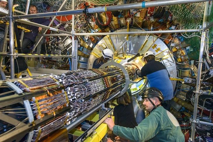На экскурсию в ЦЕРН или коллайдер глазами туриста (44)