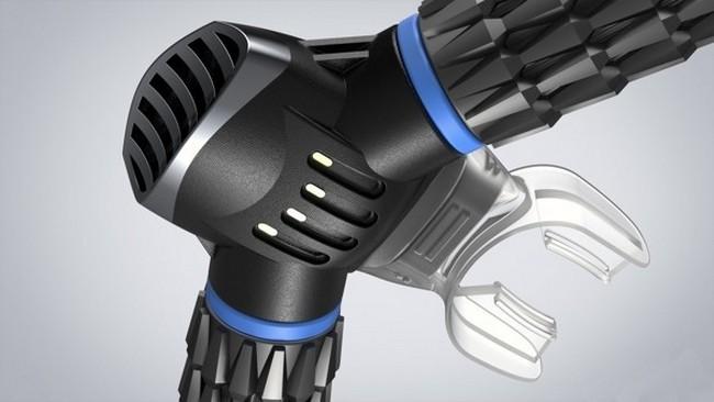Революционная дайверская маска, которая создаёт кислород прямо под водой (4)