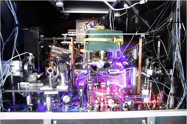Самые точные атомные часы в мире (1)