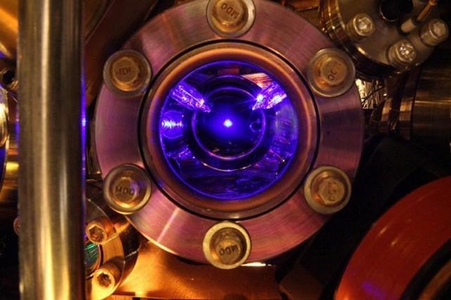 Самые точные атомные часы в мире (2)