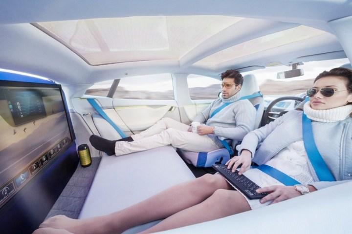 Самоуправляемые автомобили скоро станут реальностью (2)