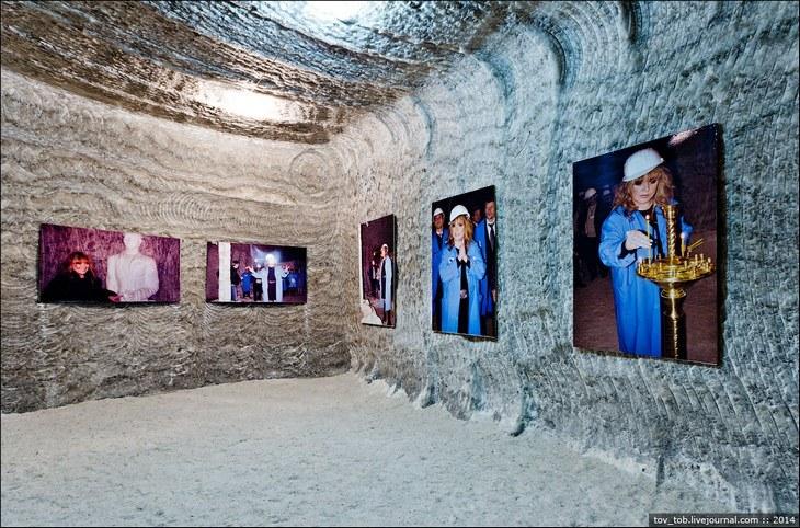 Как добывают соль. Солевая шахта (36)