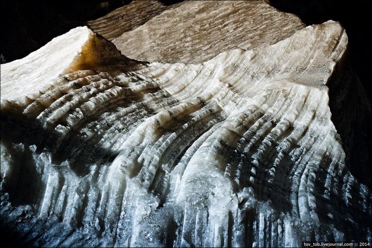 Как добывают соль. Солевая шахта (37)