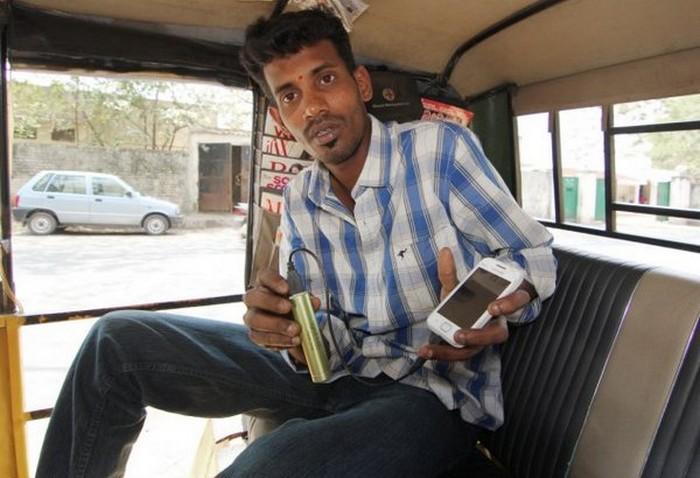 Такси с комфортом по-индийски (12)