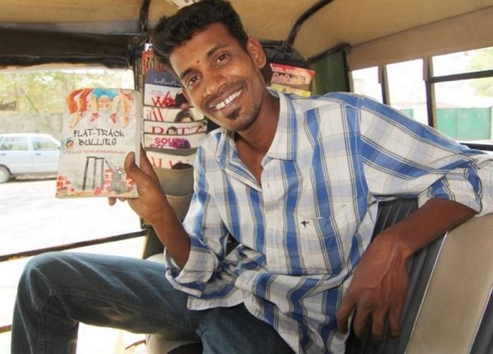 Такси с комфортом по-индийски (8)