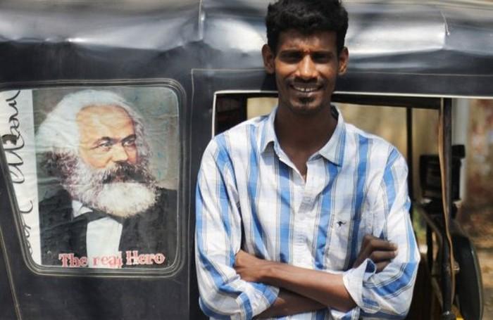 Такси с комфортом по-индийски (13)