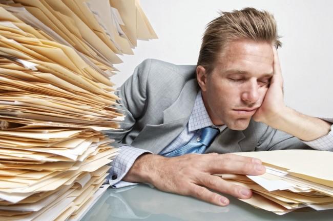 Недосыпание убивает четверть клеток мозга (2)