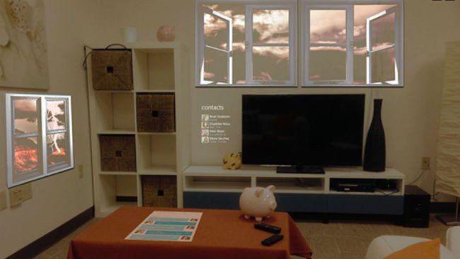 Веб страницы на стенах вашего дома (2)
