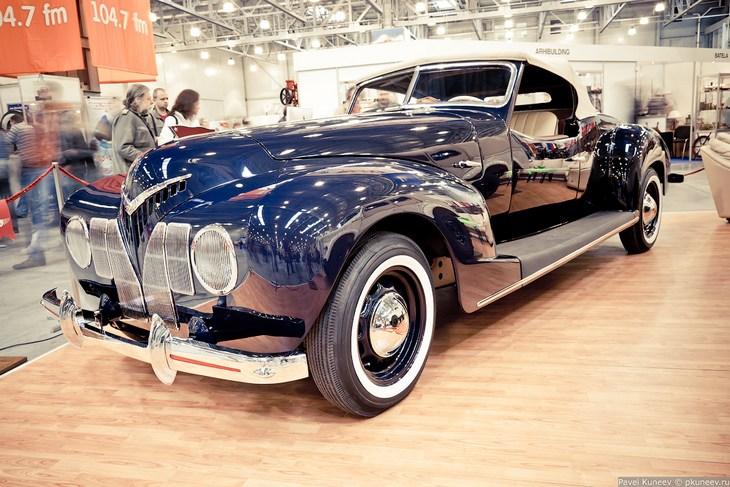 Автомобили с выставки Олдтаймер-Галереи (1)