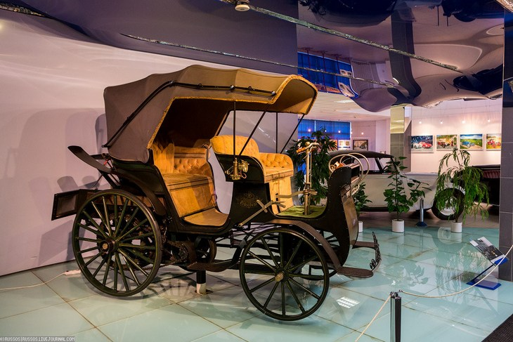Музей чешской Tatra (3)