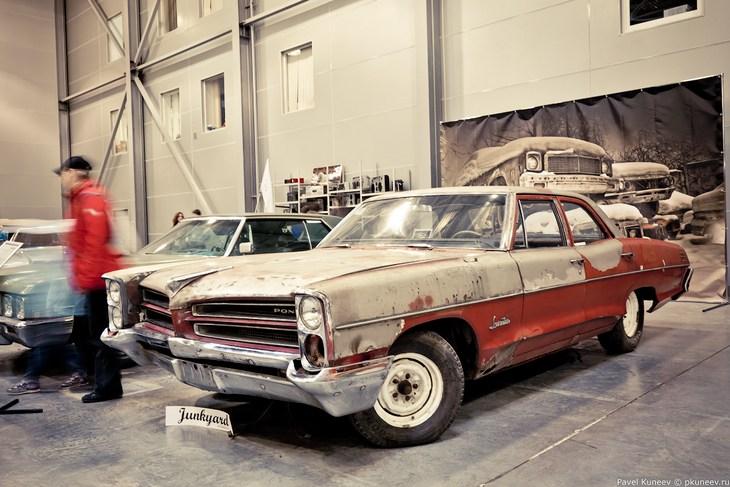 Автомобили с выставки Олдтаймер-Галереи (3)