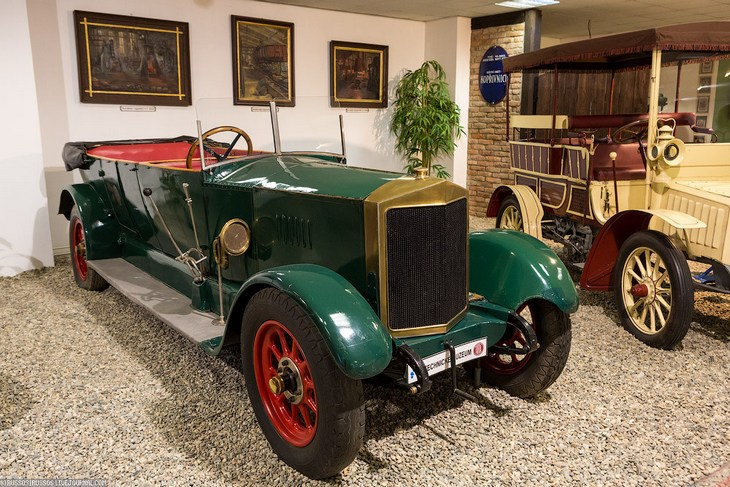 Музей чешской Tatra (5)