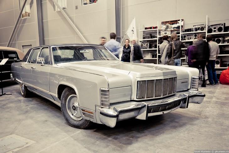 Автомобили с выставки Олдтаймер-Галереи (5)