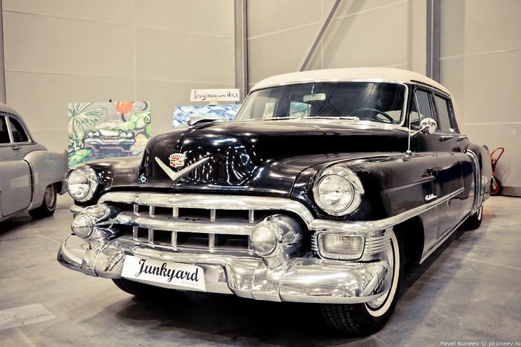 Автомобили с выставки Олдтаймер-Галереи (6)