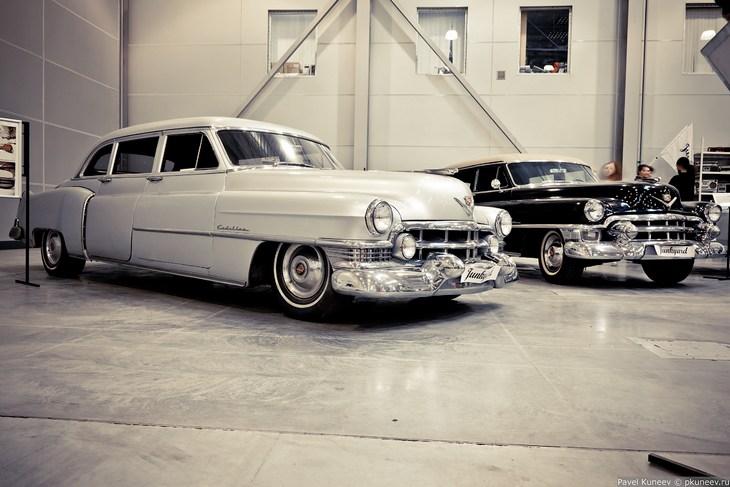 Автомобили с выставки Олдтаймер-Галереи (7)