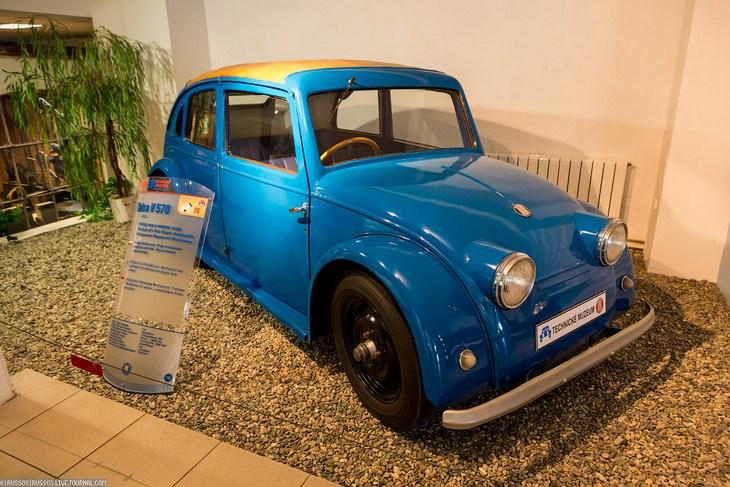 Музей чешской Tatra (12)