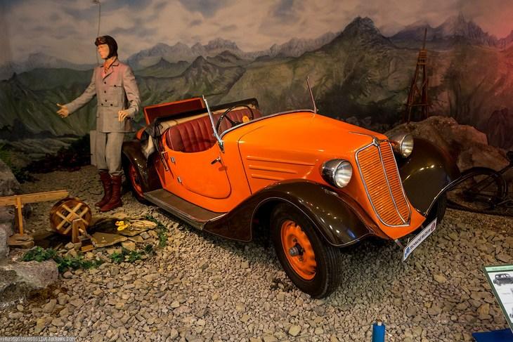Музей чешской Tatra (14)
