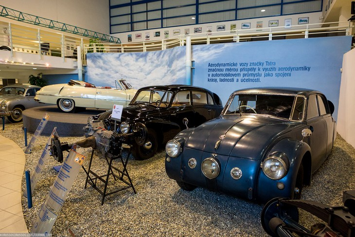 Музей чешской Tatra (16)