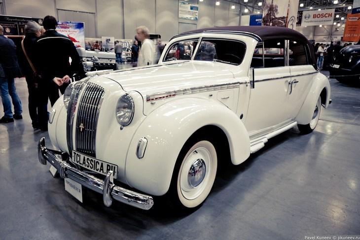 Автомобили с выставки Олдтаймер-Галереи (16)