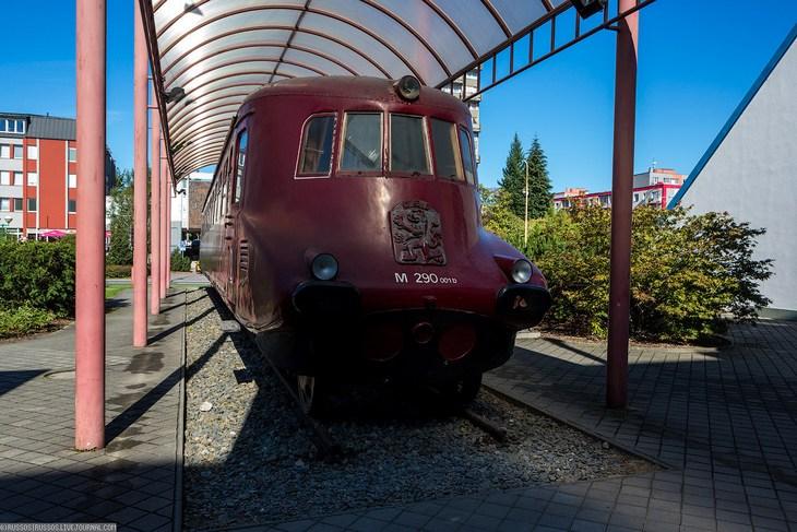 Музей чешской Tatra (18)