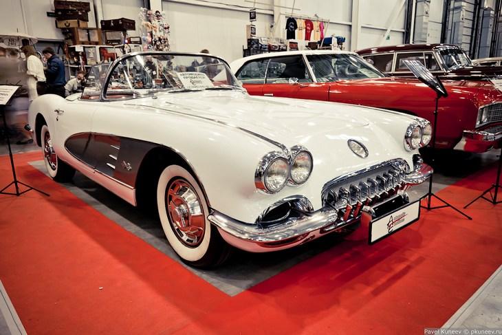 Автомобили с выставки Олдтаймер-Галереи (18)