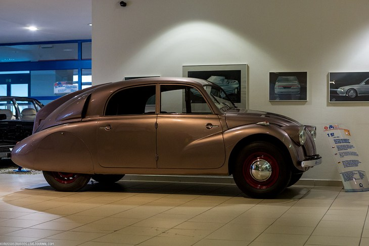 Музей чешской Tatra (19)