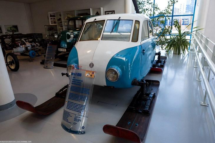 Музей чешской Tatra (21)