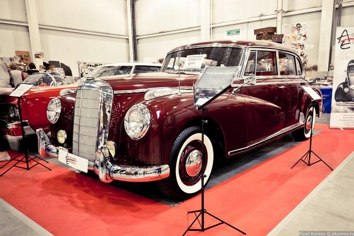 Автомобили с выставки Олдтаймер-Галереи (21)