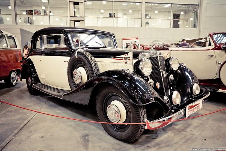 Автомобили с выставки Олдтаймер-Галереи (23)