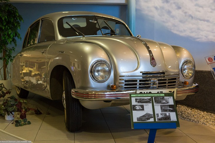 Музей чешской Tatra (24)