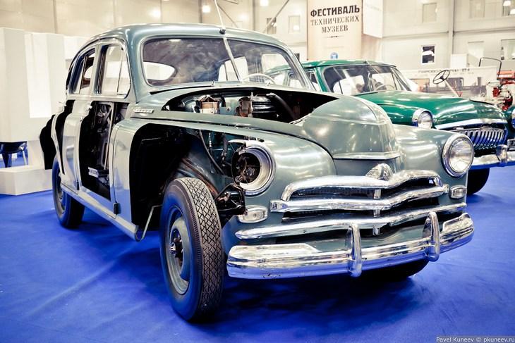 Автомобили с выставки Олдтаймер-Галереи (24)