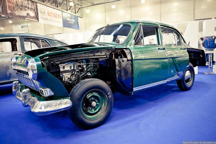 Автомобили с выставки Олдтаймер-Галереи (25)