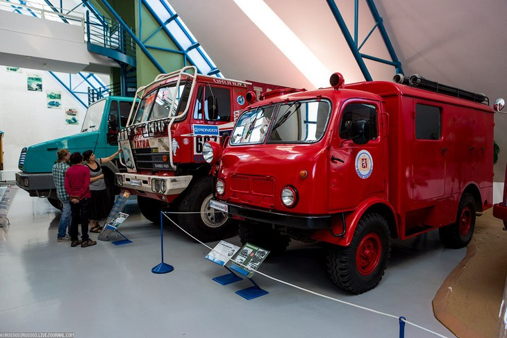 Музей чешской Tatra (31)