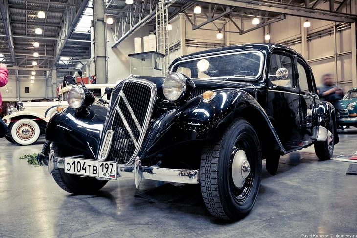 Автомобили с выставки Олдтаймер-Галереи (31)
