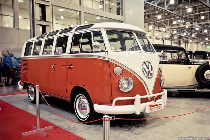 Автомобили с выставки Олдтаймер-Галереи (32)