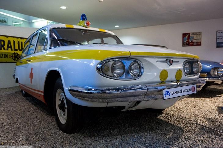 Музей чешской Tatra (35)