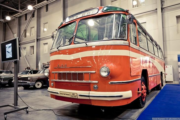 Автомобили с выставки Олдтаймер-Галереи (35)