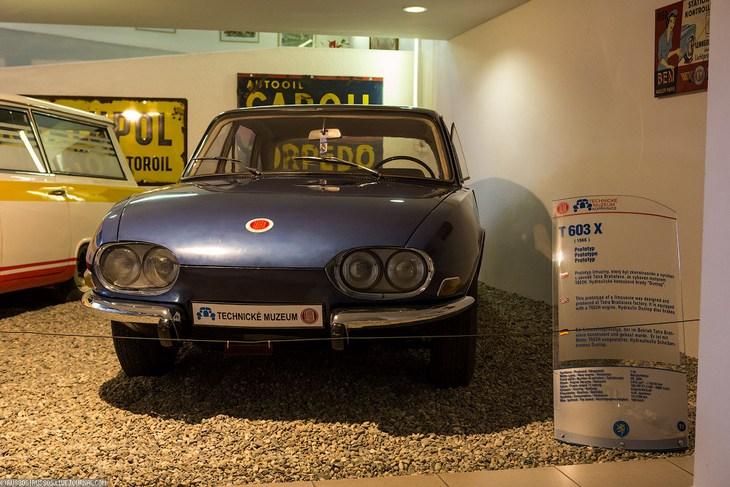 Музей чешской Tatra (37)