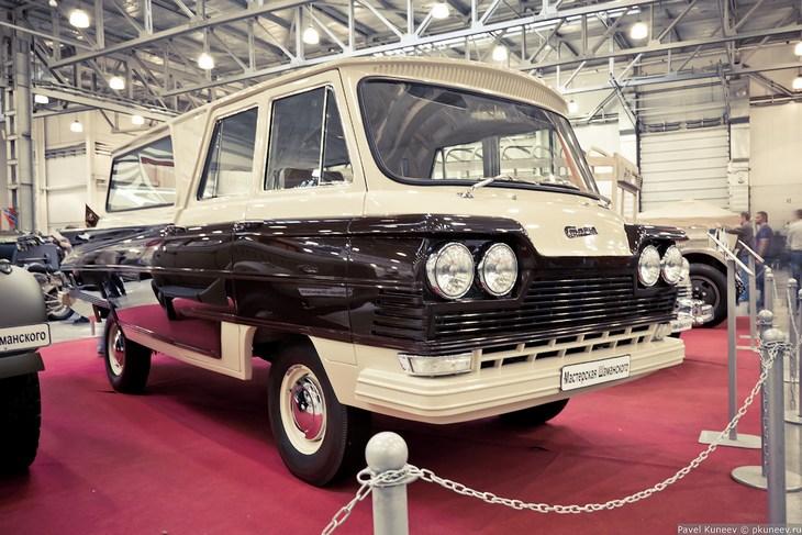 Автомобили с выставки Олдтаймер-Галереи (38)